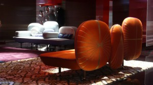My Beautiful Backside by Doshi Levien for Moroso