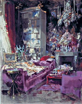 Living Room of Elsa Schiaparelli, Paris, 2002