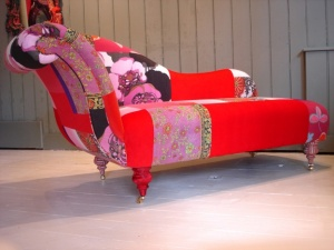 The Vienna chaise by Squint